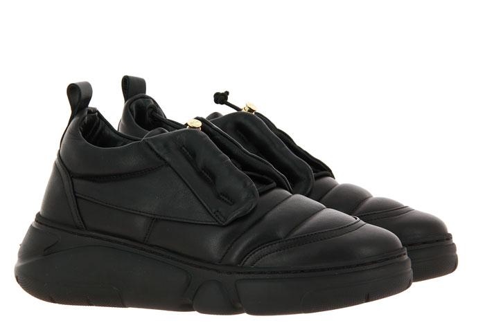 Attilio Giusti Leombruni Sneaker NAPPA NERO (41)