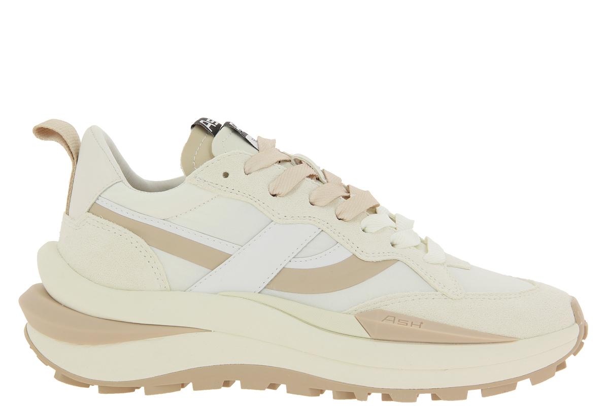 ASH Sneaker SPIDER 620-01 WHITE BEIGE