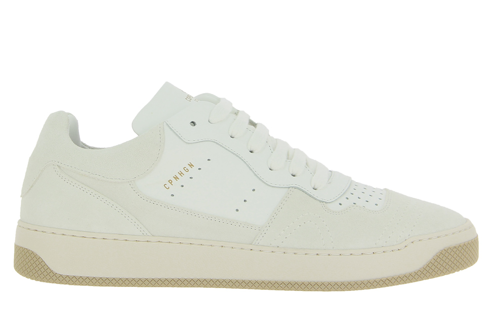 Copenhagen Sneaker CPH350M CALF WHITE