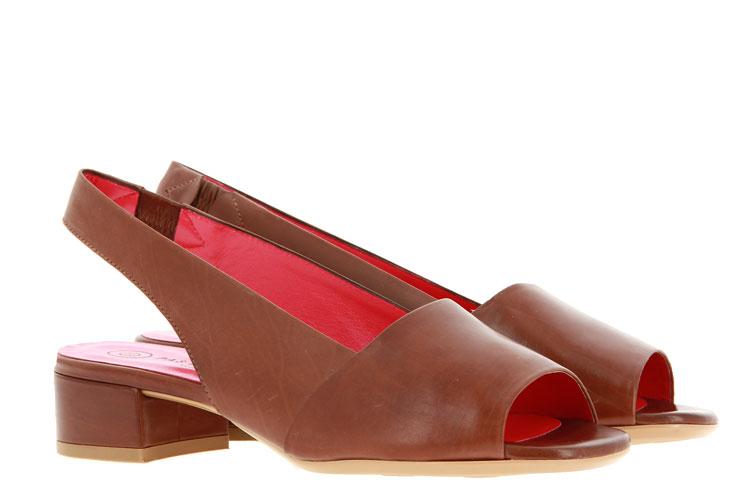 Pas de rouge Sandale PARMA MARRONE (39½)