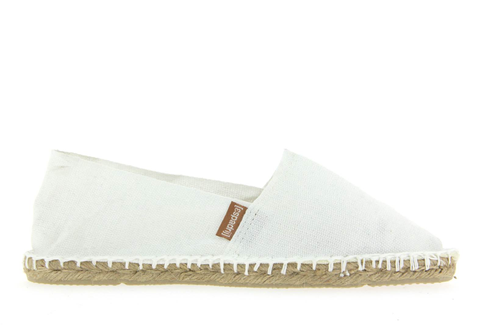 Espadrij l´original CLASSIC - Espadrilles - blanc (38)