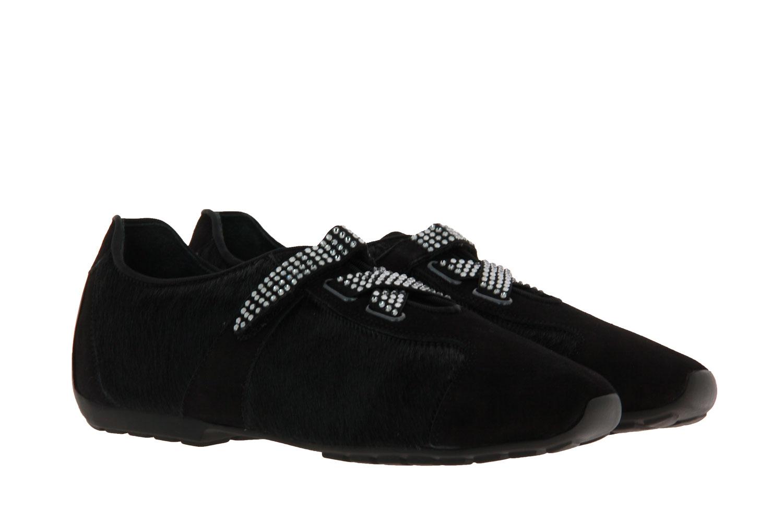 Mania Sneaker PROCAR CAMOSCIO NERO (37 )
