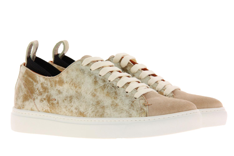 Levius Sneaker RIVA LAM CAMOSCIO ORO MAGNOLIA  (38)