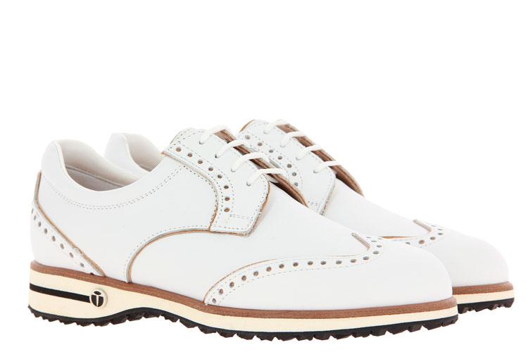 Tee Golf Shoes Damen- Golfschuh SALLY VITELLO BIANCO (39½)