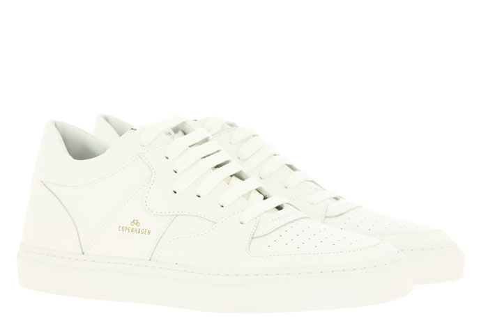 Copenhagen Sneaker MAN CPH753 VITELLO WHITE (42)