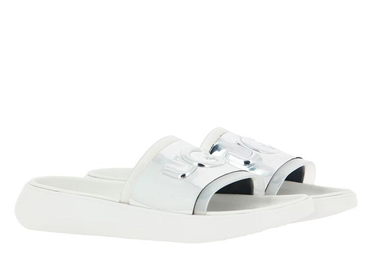 UGG Australia Pantolette HILAMA WHITE (40)