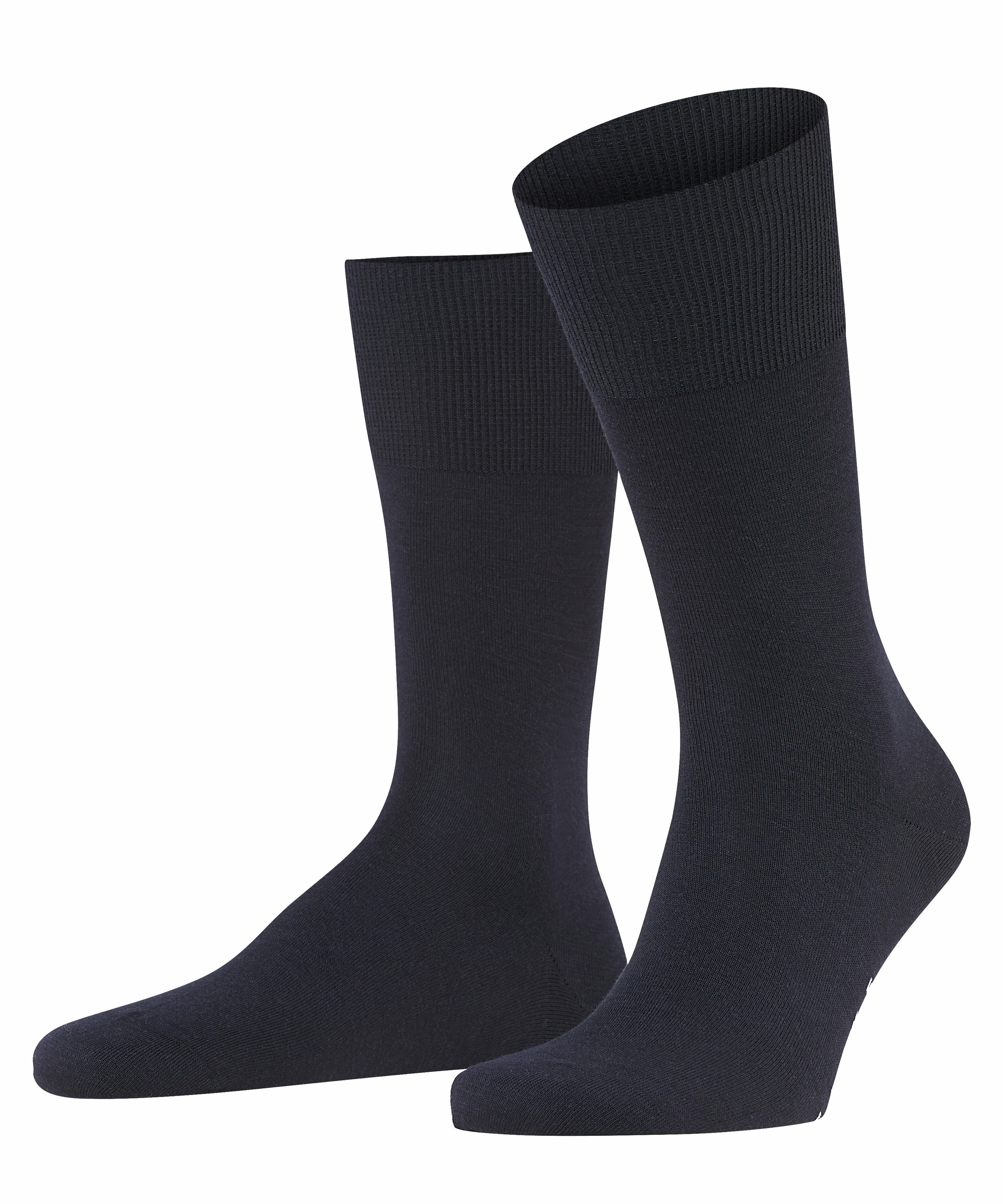 FALKE Airport Herren Socken DARK NAVY