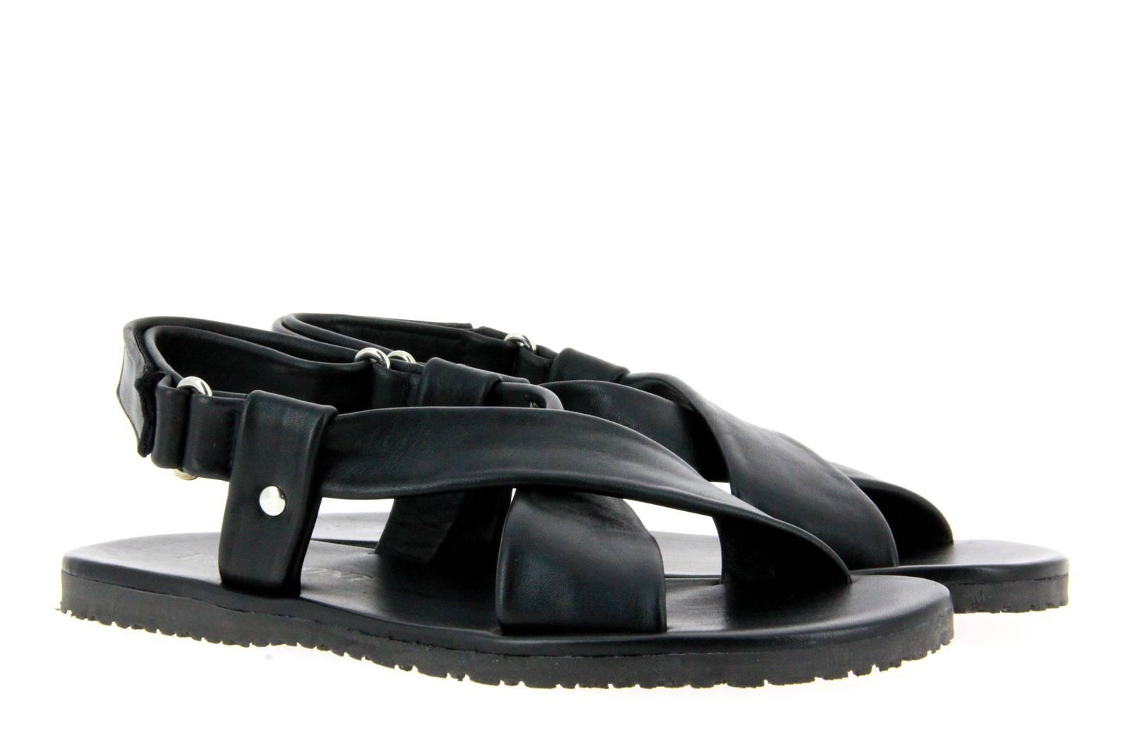 Emozioni Sandale LEAHTER BLACK M5478 (46)