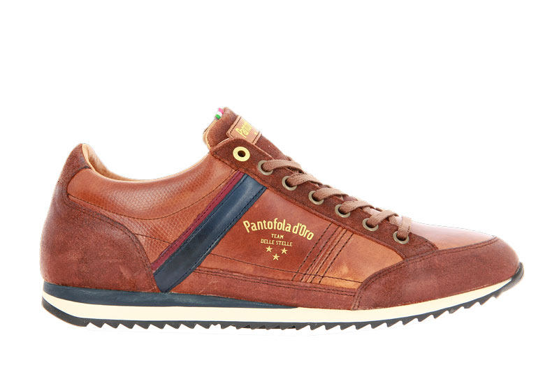 Pantofola d´Oro Sneaker MATERA UOMO LOW TORTISE SHELL (41)