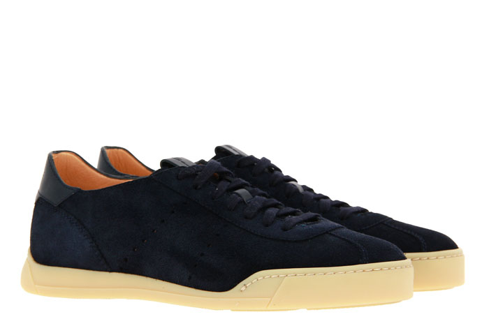 Santoni Sneaker CAMOSCIO DARK BLU (41½)