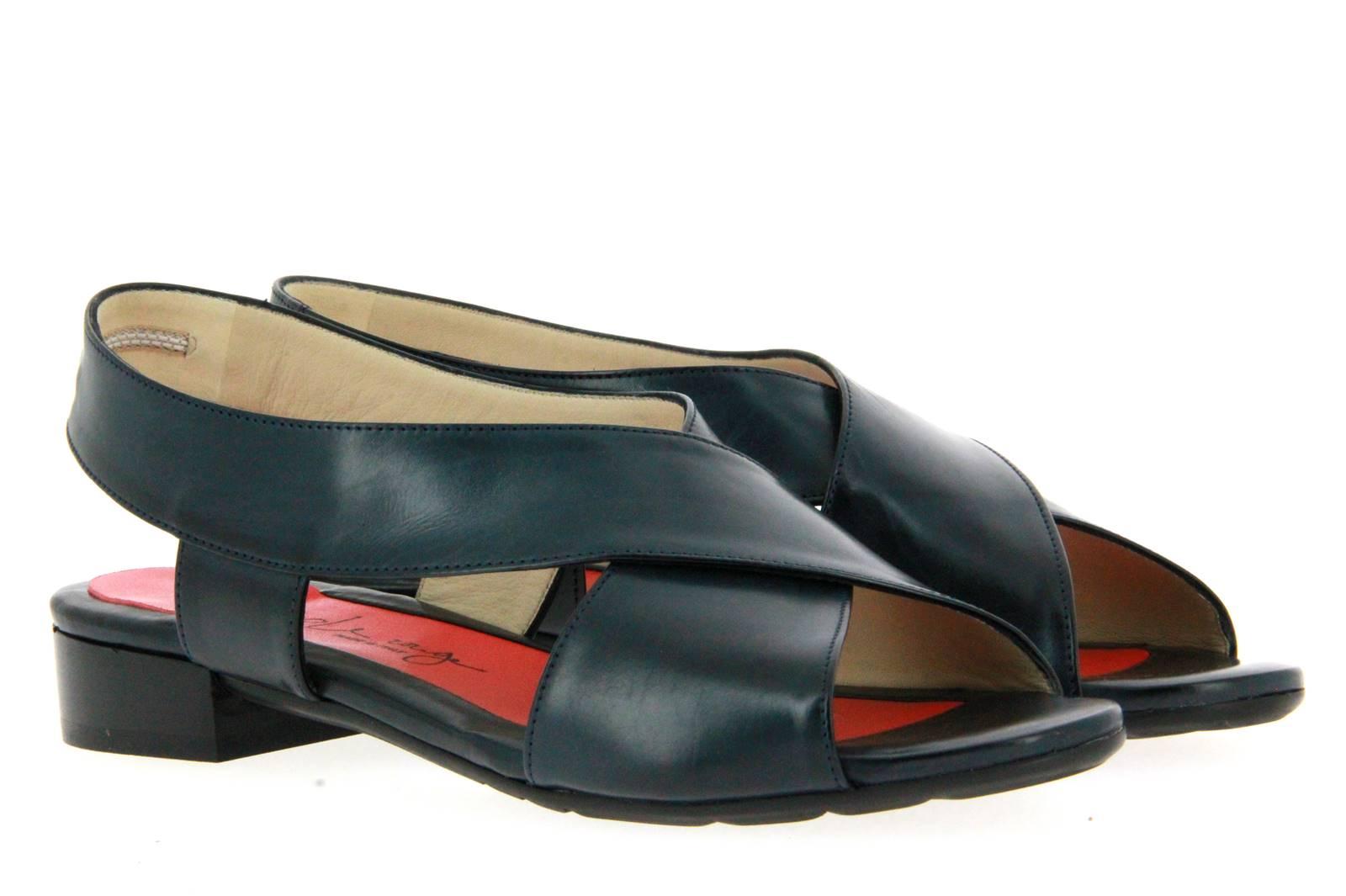 Pas de rouge Sandale MILA PARMA BLU (37½)