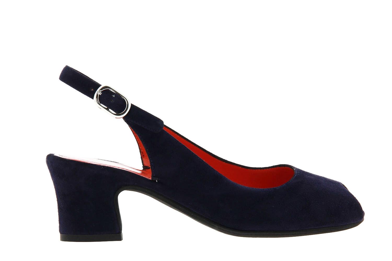 Pas de rouge Sandale MILLY CAMOSCIO BLU (37 )