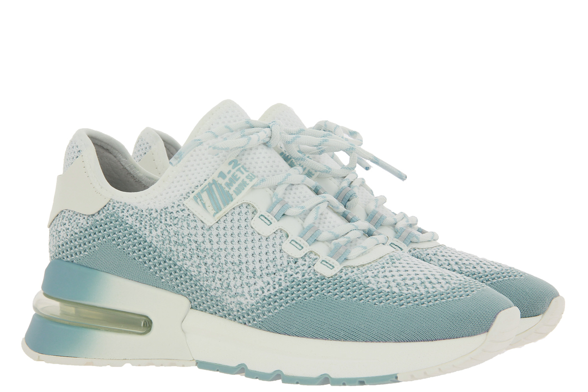 Ash Sneaker KRUSH DEGRADE SKYLIGHT WHITE BLUE