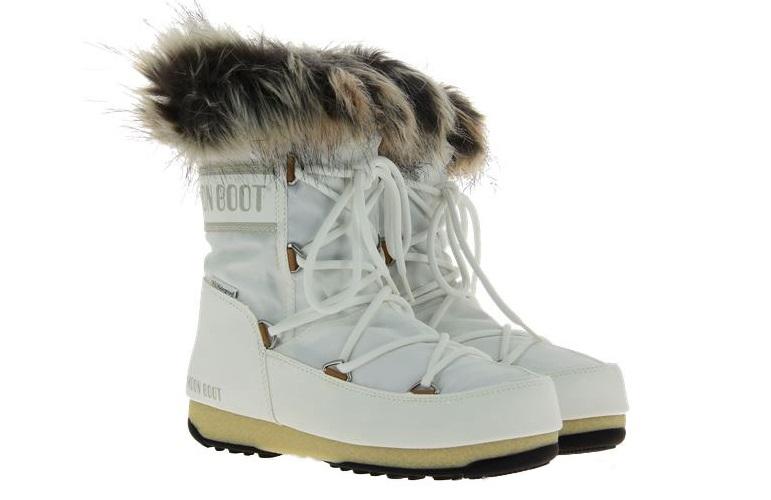 Moon Boot Snowboots MONACO LOW WHITE (41)