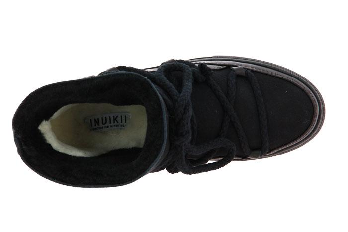 INUIKII Sneaker Boots CLASSIC BLACK (38)