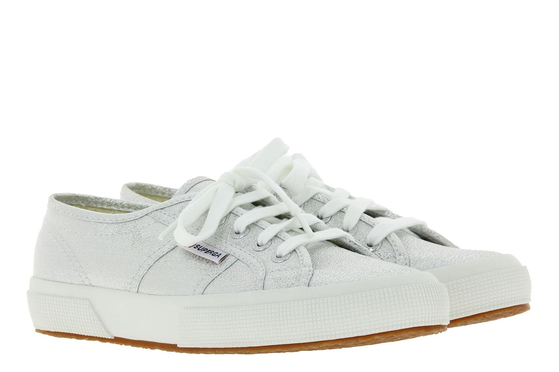 Superga Sneaker LAMEW GREY SILVER (41)