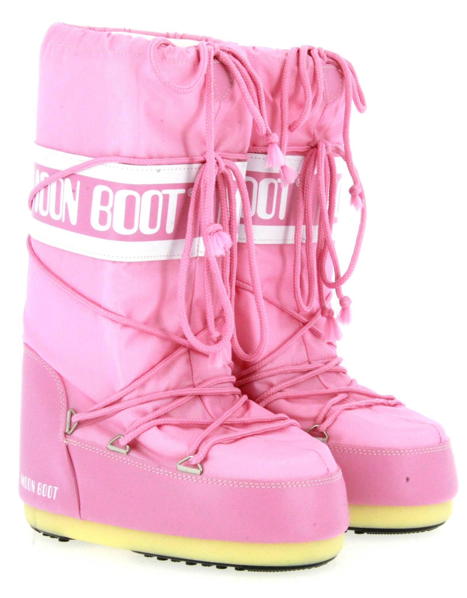 Moon Boot Snowboots NYLON PINK (42-44)
