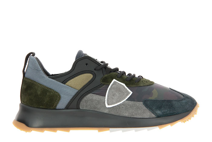 Philippe Model Sneaker ROYALE CAMOUFLAGE MILITAIRE (41)