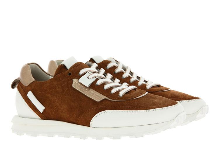 Kennel und Schmenger Sneaker ICON SUEDE CALF BOURB/BIANCO (35½)