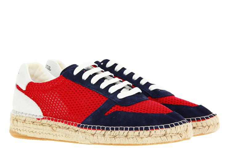 Macarena Man Sneaker RUL8 MARINO BLU BLANCO (43)
