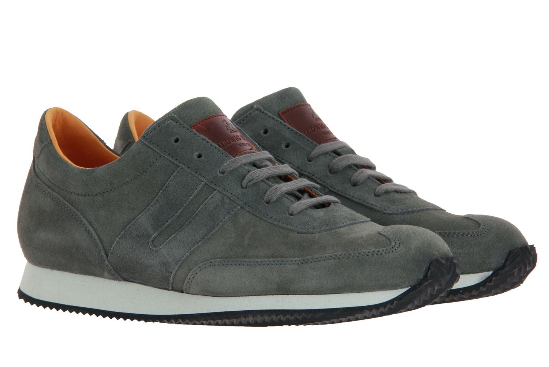 Ludwig Reiter Sneaker MARATHON VELOURS OLIVEGREY (40)