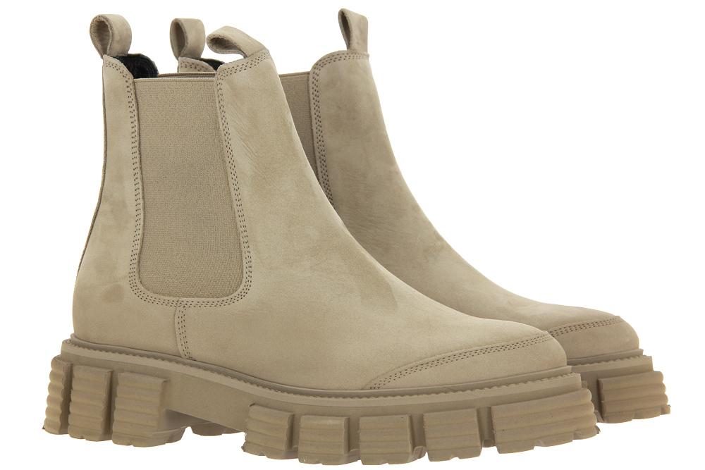 Kennel & Schmenger Boots SOFT NUBUK TAUPE STAUB