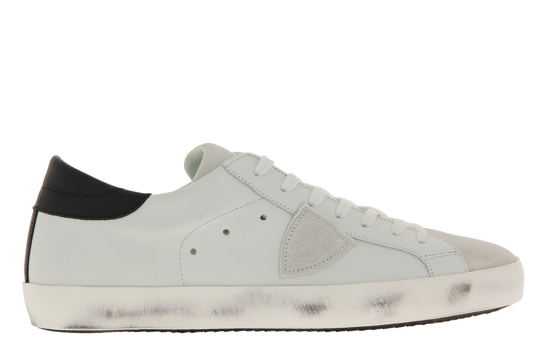 Philippe Model Sneaker PARIS BASIC BLANC GRIS (41)