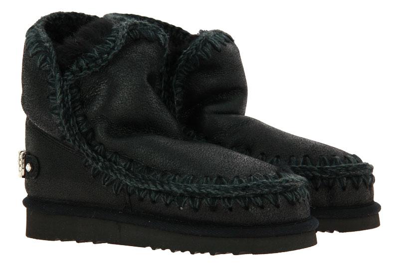 MOU Boots ESKIMO 18 CRACKED BLACK GREY (37 )